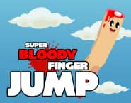 Super Bloody Finger Jump