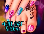 Nail Art Fashion Salon