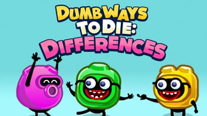Dumb Ways to Die: Differences