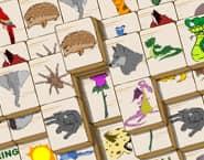 Hayvanlar Mahjong