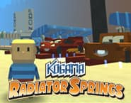 Kogama: Radiator Springs